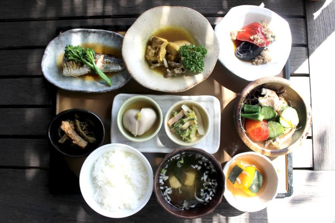 「和食」を意識した献立を作る