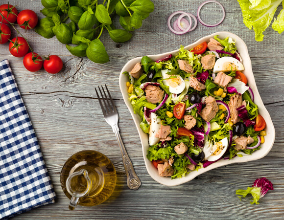 痩せる食事内容とは?栄養バランスが大切!